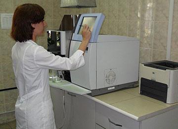 Калибровка Атомно-абсорбционного спектрометра